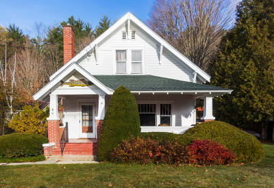 Horicon Single Family Home Contingent Contract: 9 Market Street