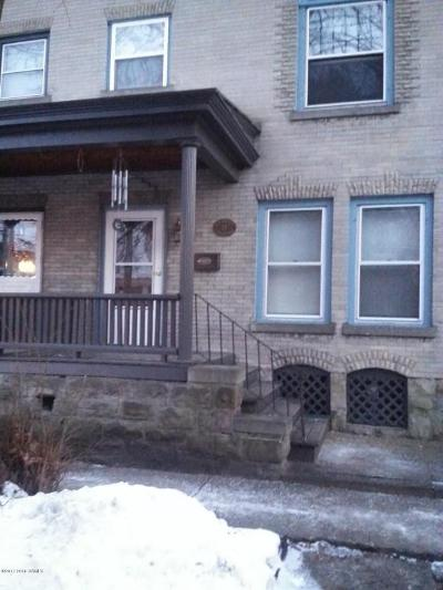 Glens Falls Single Family Home For Sale: 21 E Notre Dame Street E