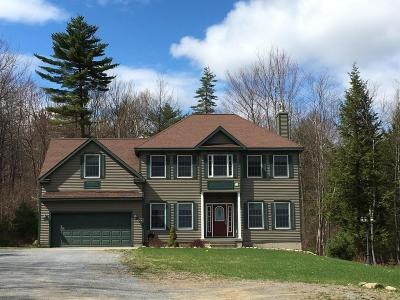 Lake George Single Family Home Contingent Contract: 200 Stone Schoolhouse Road