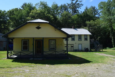 Brant Lake Single Family Home For Sale: 8000 State Route 8