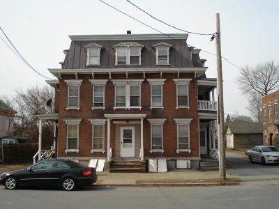 Glens Falls Multi Family Home Contingent Contract: 6 Oak Street #6-8