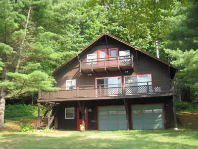 Brant Lake Single Family Home For Sale: 7006 State Route 8