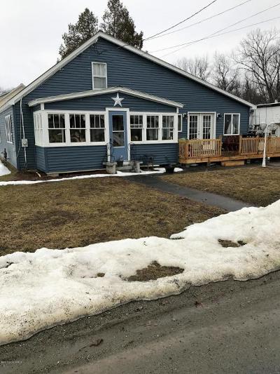 Fort Edward Single Family Home For Sale: 503-505 Lower Allen Street