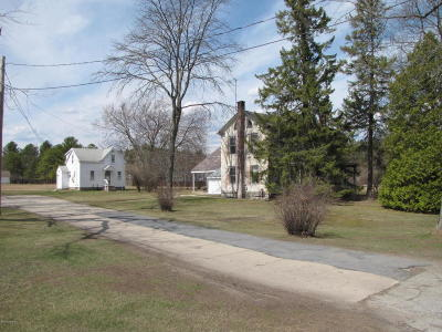 Moreau Single Family Home For Sale: 1693 Route 9