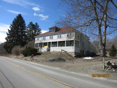 Argyle Multi Family Home Contingent Contract: 4177 Co Rd 48