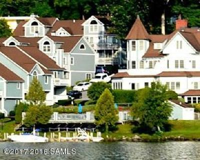 Lake George Single Family Home For Sale: 3014 Lake Shore Drive 13d
