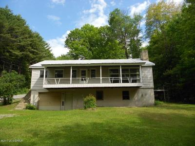 Bolton Single Family Home For Sale: 88 Federal Hill Rd.