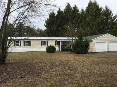 Queensbury Single Family Home For Sale: 19 East Drive
