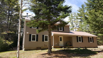 Chestertown Single Family Home For Sale: 57 Blue Bay Rd