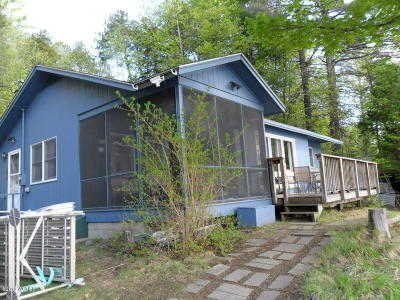 Schroon Single Family Home For Sale: 39 Kanasta