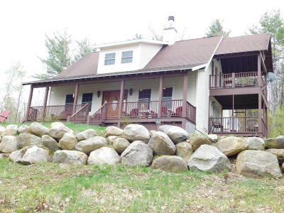 Brant Lake Single Family Home For Sale: 108 Grassville