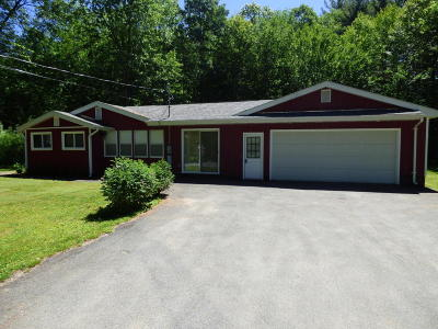 Lake Luzerne Single Family Home For Sale: 134 Pleasant View