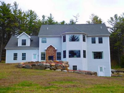 Chestertown Single Family Home Contingent Contract: 401 Vanderwalker Rd