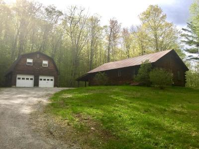 Brant Lake Single Family Home Contingent Contract: 416 Grassville Road