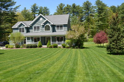 Lake George Single Family Home For Sale: 39 Middle Road