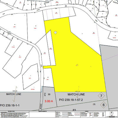 Residential Lots & Land For Sale: 524 Lockhart Mountain Road