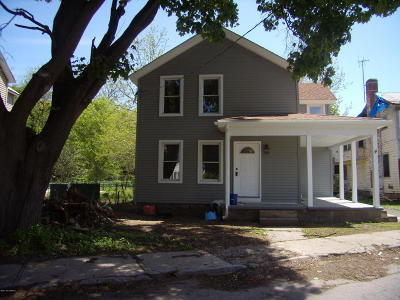 Fort Edward Single Family Home Contingent Contract: 11 Washington Street