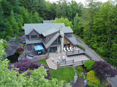 Bolton NY Single Family Home Contingent Contract: $1,250,000
