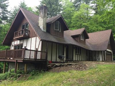 Bolton NY Single Family Home For Sale: $275,000