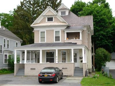Hudson Falls Vlg Multi Family Home For Sale: 257 Main Street