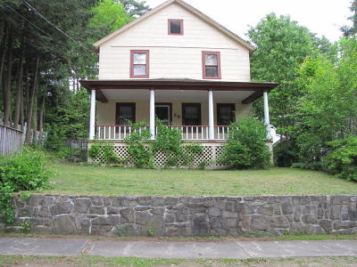 Lake George Single Family Home For Sale: 58 Schuyler Street