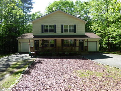 Lake George Multi Family Home For Sale: 43 Old State Road S