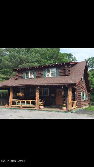 Lake Luzerne Single Family Home For Sale: 1275 State Route 9n