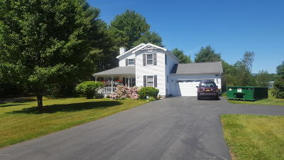 Lake Luzerne Single Family Home For Sale: 592 Route 9n (Lake Ave )