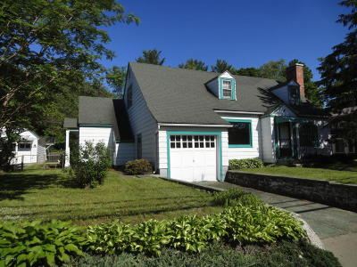 Schroon Single Family Home Contingent Contract: 1176 Us Rt. 9