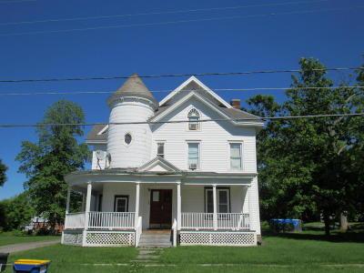 Ticonderoga Multi Family Home For Sale: 110 Champlain