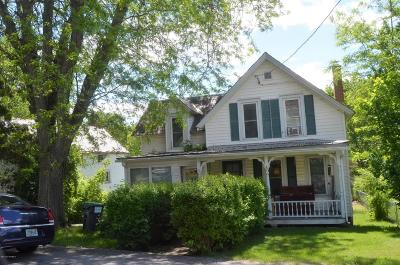 Ticonderoga Single Family Home For Sale: 36 Schuyler Street