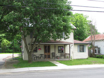 Lake Luzerne Single Family Home For Sale: 90 Bay Road