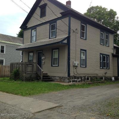 Hudson Falls Vlg Multi Family Home For Sale: 9 School St. #2