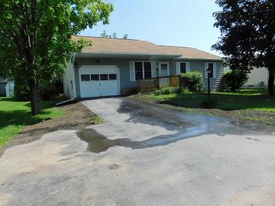South Glens Falls Vlg Single Family Home Contingent Contract: 6 Prince William Court