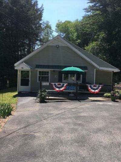 Lake Luzerne Single Family Home For Sale: 16 Pumphouse Road