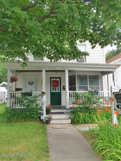 Multi Family Home For Sale: 3810 Main