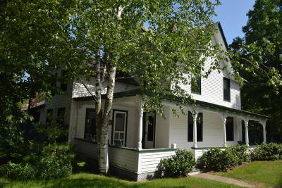 Single Family Home For Sale: 5 Elm Street