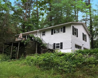 Lake George Single Family Home For Sale: 1 Summit Drive