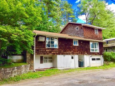 Lake Luzerne Single Family Home Contingent Contract: 19 Gage Hill Drive