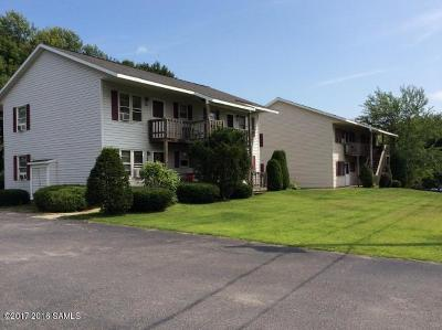 Glens Falls Multi Family Home Contingent Contract: 26-30 Rogers Street