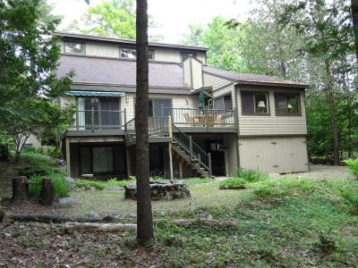 Brant Lake Single Family Home Contingent Contract: 35 Delaney Drive