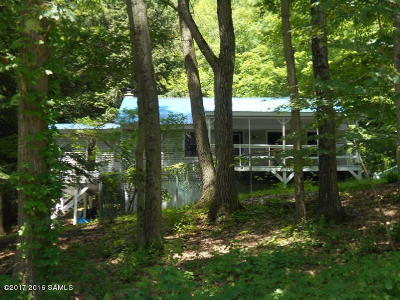 Argyle Single Family Home Contingent Contract: 239 Coot Hill Road
