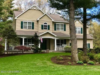 Queensbury Single Family Home For Sale: 59 Lehland Drive