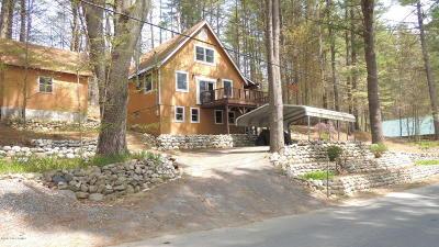 Lake Luzerne Single Family Home For Sale: 145 Sagamore Dr