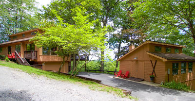 Queensbury Single Family Home For Sale: 160 North West Rd.