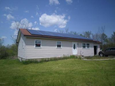 Moreau Single Family Home Contingent Contract: 269 Mott Road