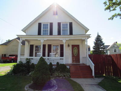 Ticonderoga Single Family Home For Sale: 103 Lake George