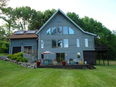 Queensbury Single Family Home For Sale: 38 Chestnut Ridge Road