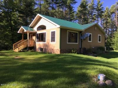 Warrensburg Single Family Home For Sale: 124 Forest Lake Road