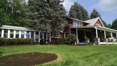 Ticonderoga Single Family Home Contingent Contract: 53 Vineyard Road
